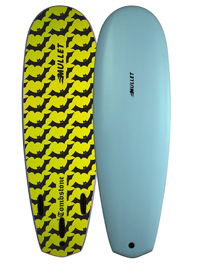 "Mullet Tombstone 5'10"" - D5 Bodyboard Shop"