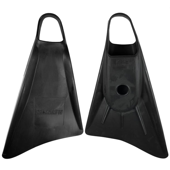 Stealth Fins S1 Classic Black