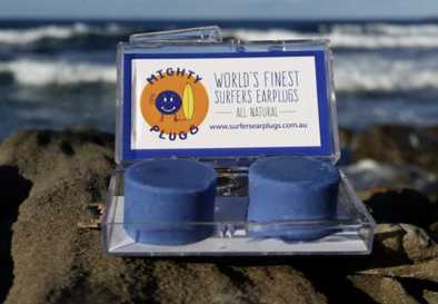 Mighty Plugs - Surfers Ear Plugs - D5 Bodyboard Shop
