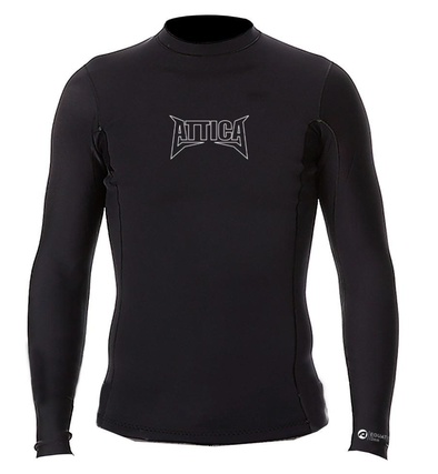 Attica Equator Long Sleeve Vest - D5 Bodyboard Shop
