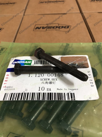 SCREW;HEX. M6X50