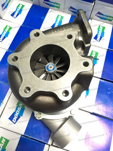CHARGER ASSY,TURBO (P158LE)