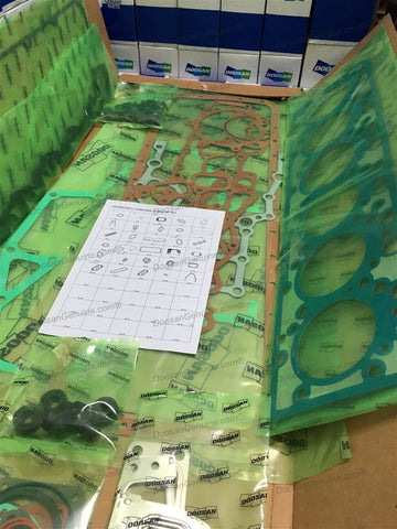 ALL OVERHAUL GASKET KIT (DL06)