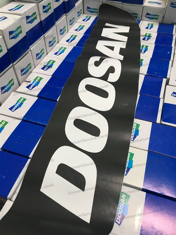 DECAL(DOOSAN)