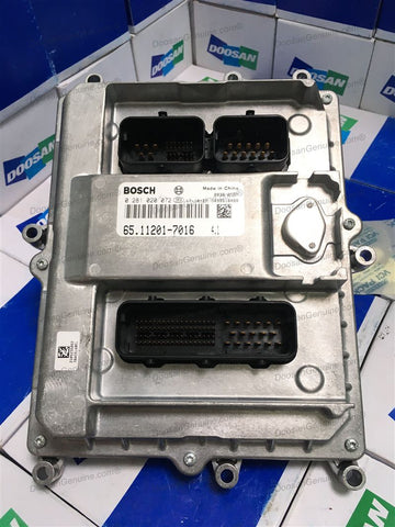 ENGINE CONTROL UNIT (DL08)