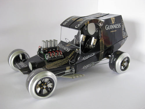 Guinness CanCar Plans