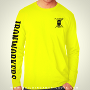 High Visibility - Spud Beam - Black Design
