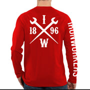 Red Long Sleeve - 1896