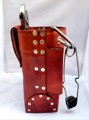 All Leather Building America Ironworker Bolt Bag
