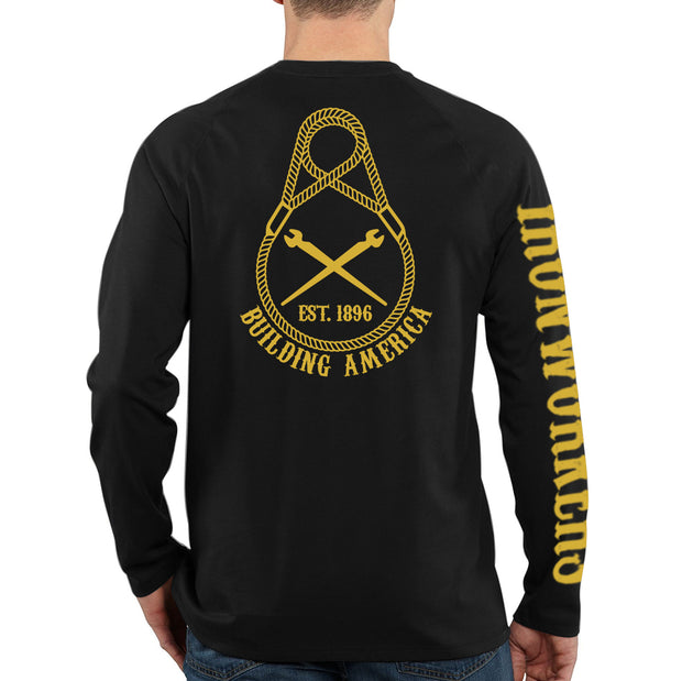 Chokers Gold Edition - Black Long Sleeve