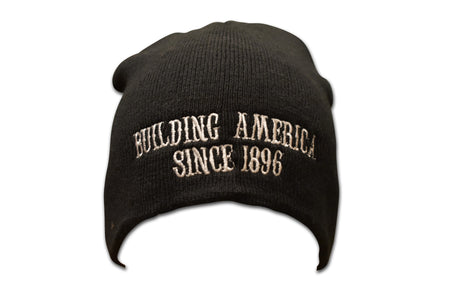 Building America Since 1896- Beenie