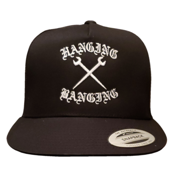 Hanging & Banging - Classic Snapback Trucker Hat