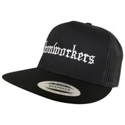 Ironworkers - Black Snap Back