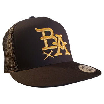 Gold Edition BA - Black Snapback