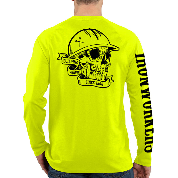 Spuds On The Dome - High Visibility Long Sleeve