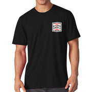Building America Steel - Black Short Sleeve