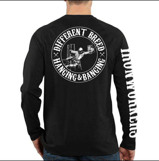 Different Breed - Black Long Sleeve