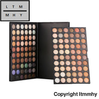 120-Colors Eye Shadow Makeup Palette Eyeshadow Pallete Set Color Combination For Big Make Up