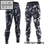 2016 Mens Quick Dry Active Pants Compression Skinny Fitness Trousers Running Jogging Training Gym