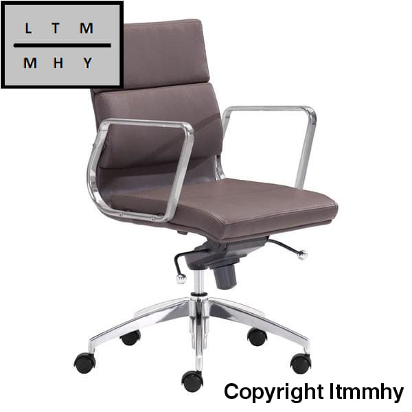 Engineer Low Back Office Chair Ltmmhy Black