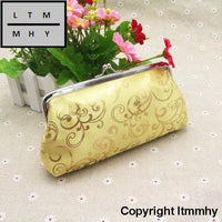 Fashion Lady Small Wallet Gold