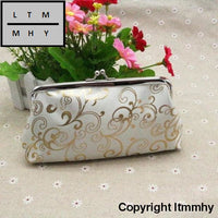 Fashion Lady Small Wallet White