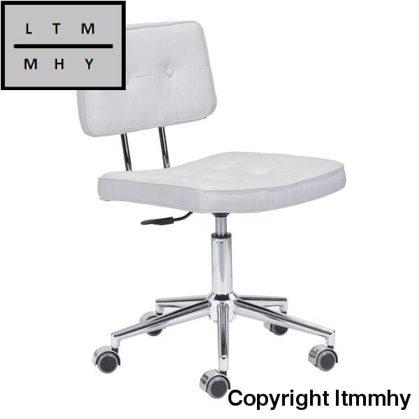 Office Chair White Retro Type Ltmmhy Brand