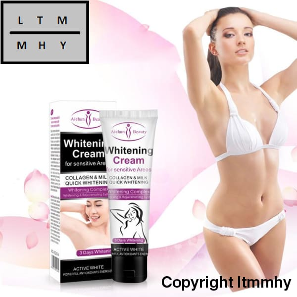 Whitening Cream Get Rid Of Dark Armpit/inner Thigh/elbow/knee Fast