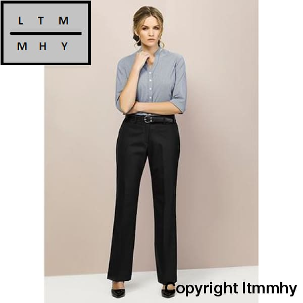 Women Relaxed Corporate Pant