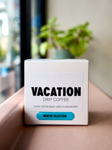 VACATION DRIP COFFEE BAGS