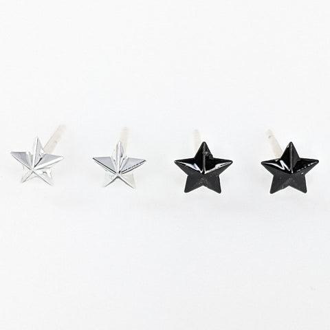 Tiny Star Earrings (Studs) - all colors