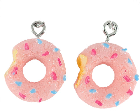 Donut Earrings