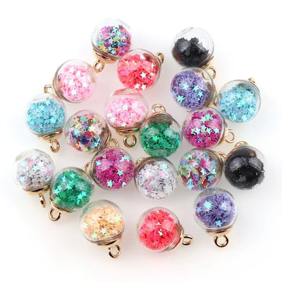 Wish Upon a Star Earrings (Dangles) - all colors