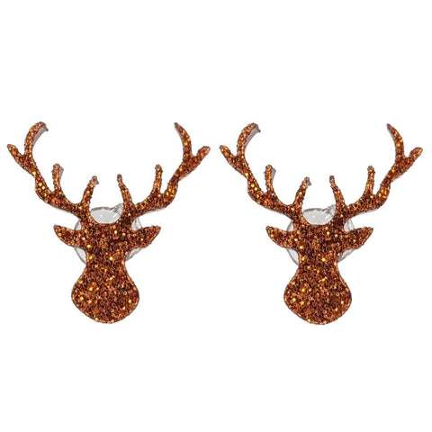 Deer Earrings (Studs)