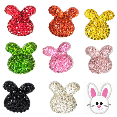 Bubble Bunny Earrings (Studs) - All Colors