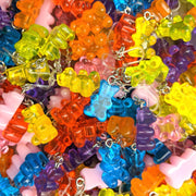 Gummy Bear Drop Earrings (Dangles) - all colors