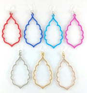 Bubble Chandelier Earrings