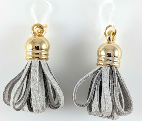 Petite Tassels Earrings