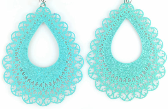 Lace Teardrop (more colors)