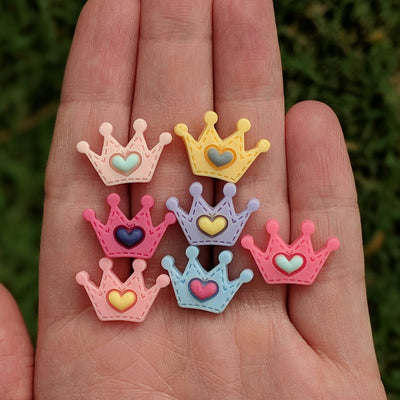 Tiara Earrings (Studs) - all colors