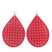 Tennis Racquet Earrings
