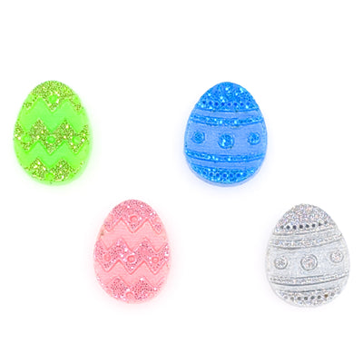 Easter Egg Earrings (Studs) - all colors