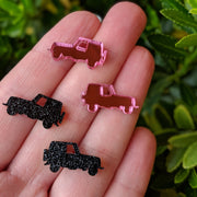 Off-Roader Earrings