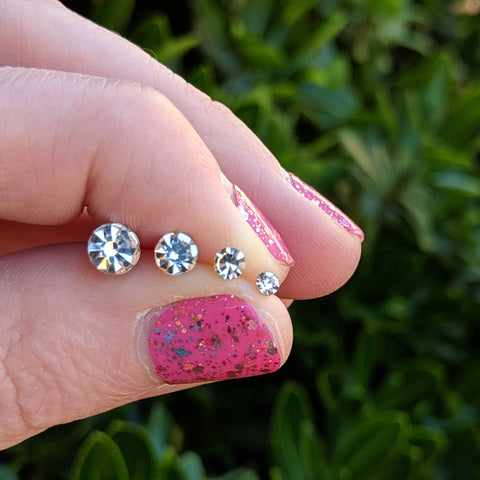 Faux Diamonds