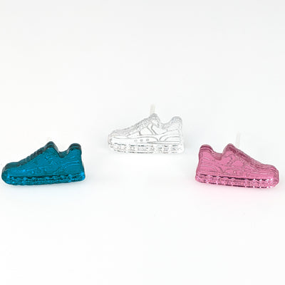 Tennis Shoe Earrings (Studs) - all colors