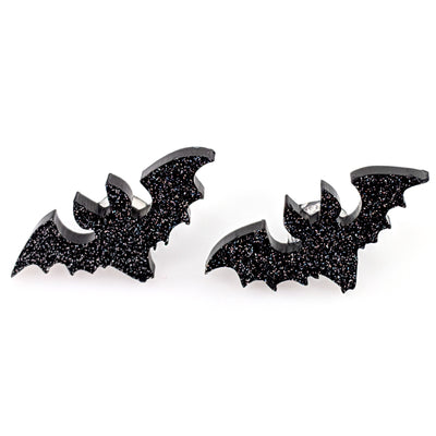 Bat Earrings (Studs)