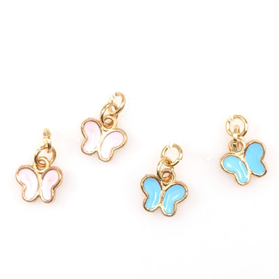 Pastel Butterfly Earrings (Dangles) - all colors