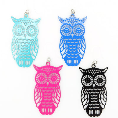 Owl Earrings (Dangles) - all colors