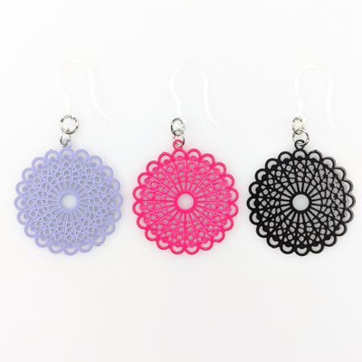 Burst Earrings (Dangles) - all colors