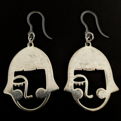 Picasso Earrings (Dangles)